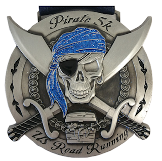 Pirate medal