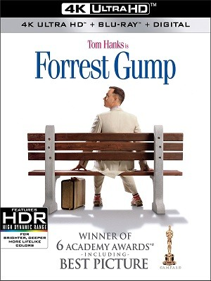 Forrest Gump - O Contador de Histórias 4K Ultra HD Filmes Torrent Download completo