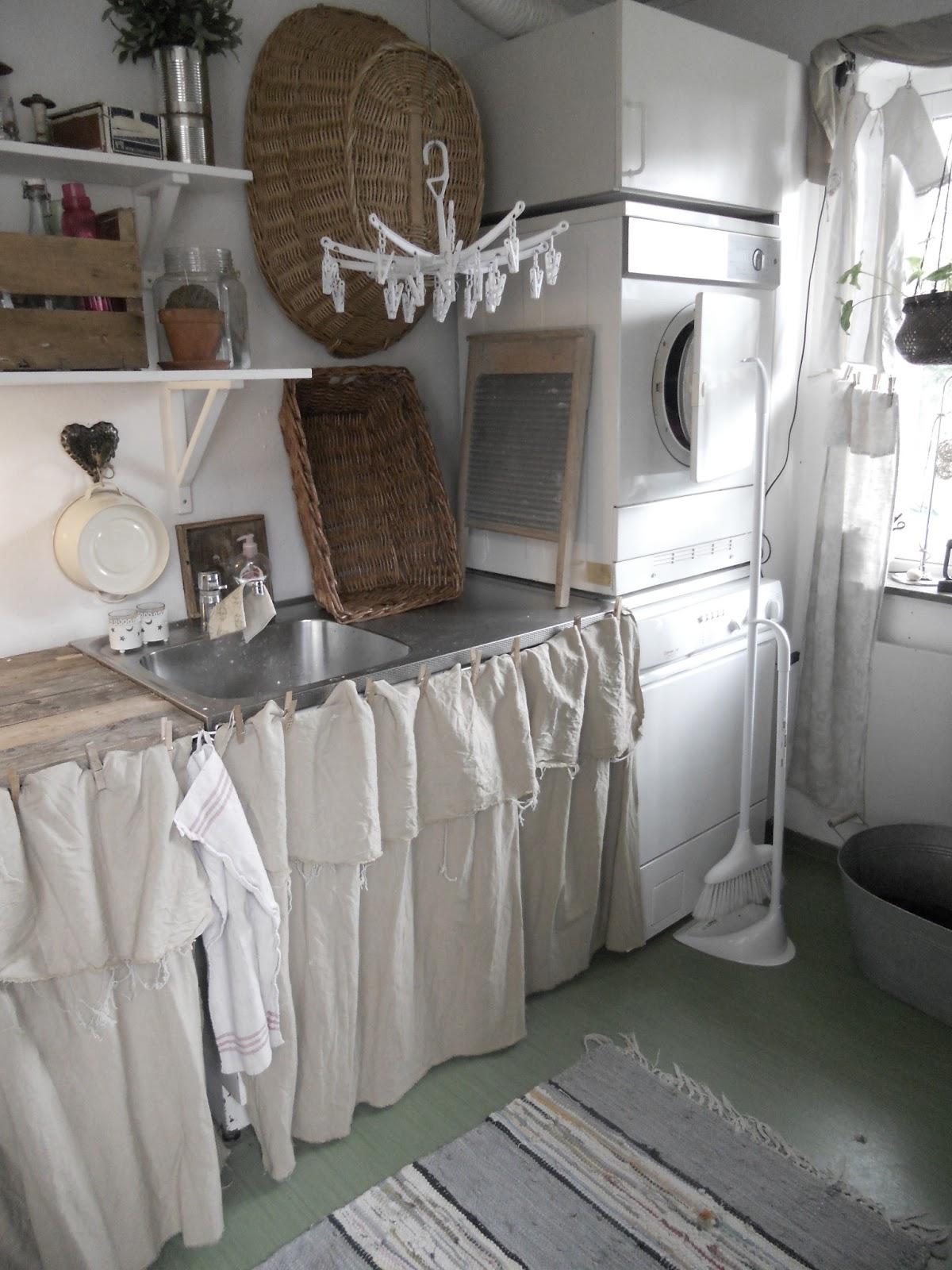 pysseltanten: Grovkök/tvättstuga...