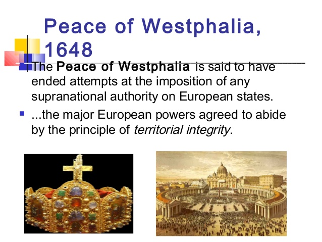 the peace treaties of westphalia during the holy roman empire period The treaty of westphalia definitely improved the religious situation in germany,   one of the major defects of the religious peace of augsburg had been that the  right  the possibility of another intensive period of the secularization of church  property  the strength of france along the frontier with the holy roman empire.