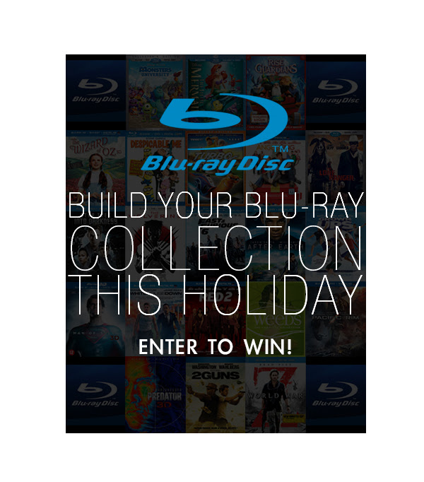 Blu-ray #MovieMagic USA #Giveaway Ends Dec 12th