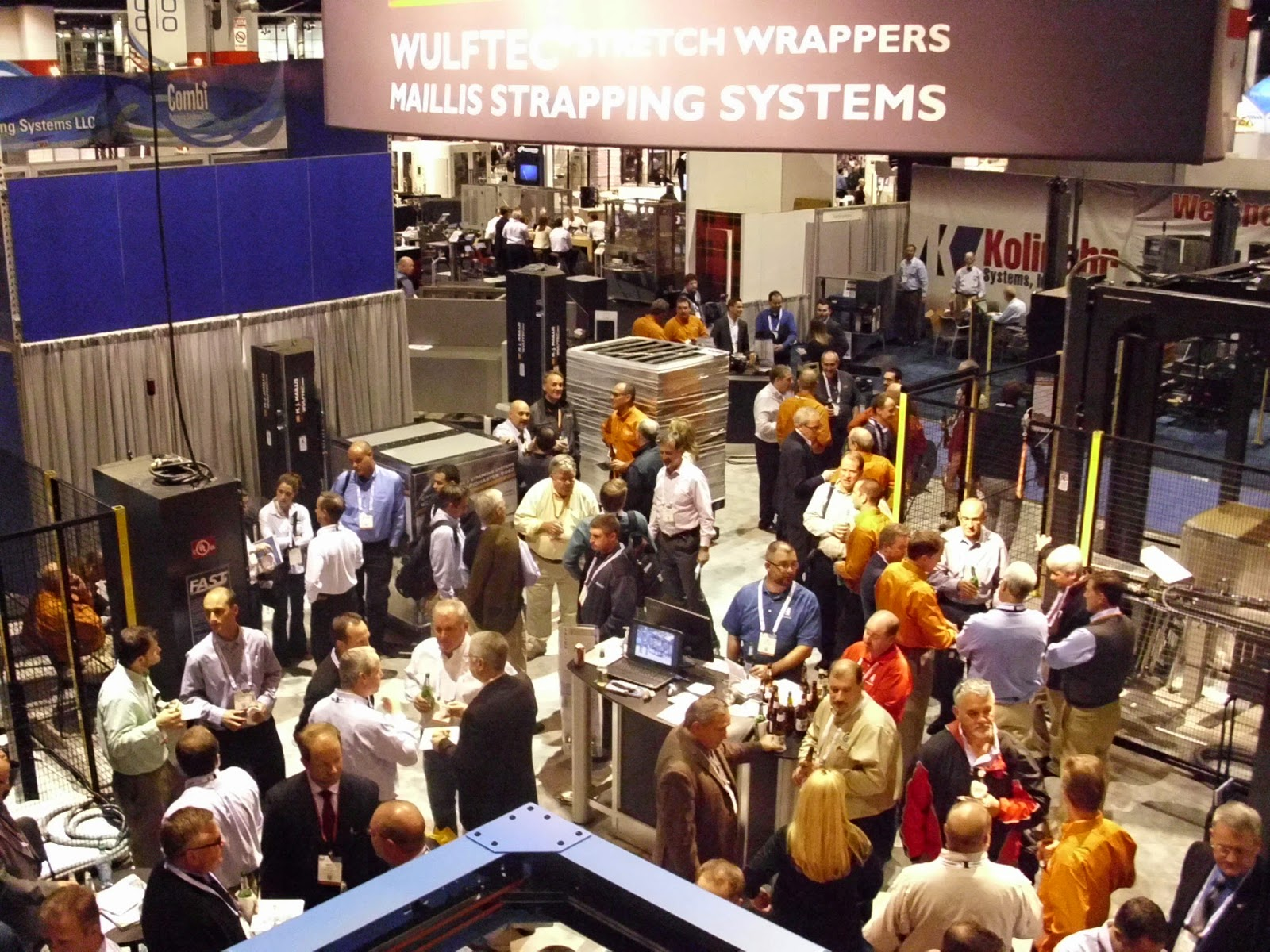 PACK EXPO 2014 Chicago - Crowd