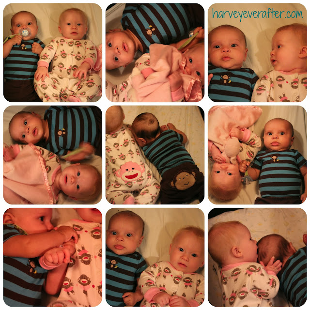 Baby President & Baby Joy Collage