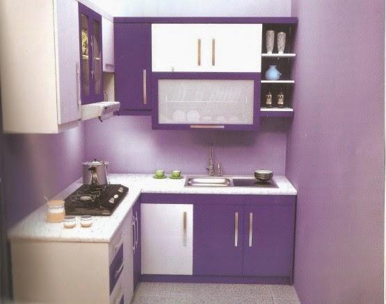 Interior dapur rumah minimalis 2