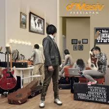 Lirik Lagu Natural - D'Masiv, Album Natural D'Masiv 2012