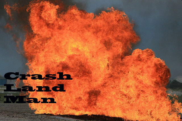 Crash Land Man