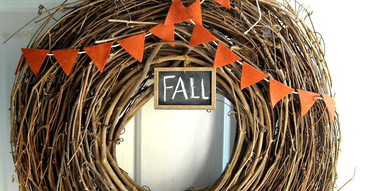 Keep Home Simple: Happy Fall