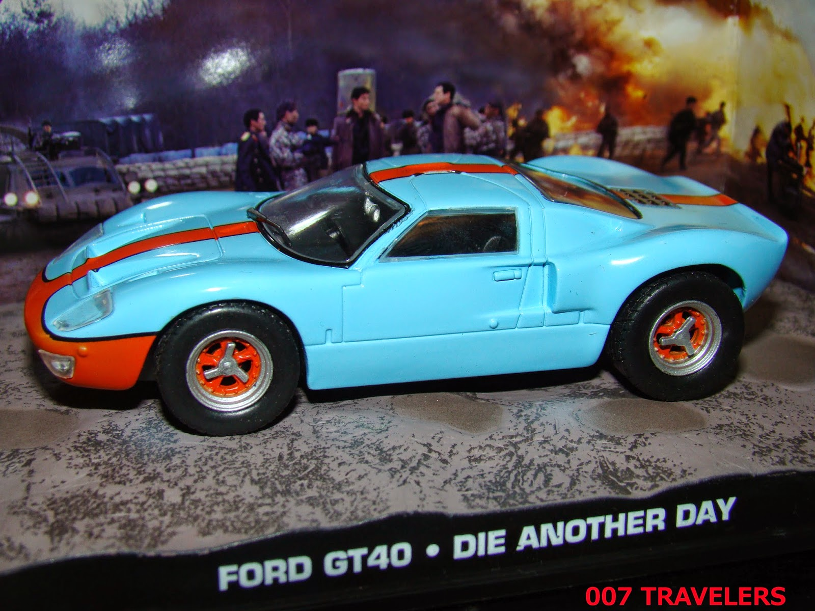 The Collection Includes Ferraris A Lamborghini A Porsche And Surprisingly Also A Ford Gt Painted In Colours Of Legendary Gulf Oil Company