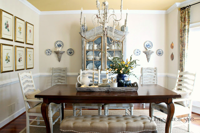 Savvy Southern Style Dining Room Chairs