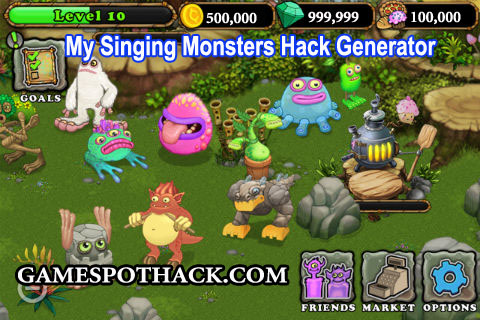 My Singing Monsters Hack Generator V1.0 [Iphone, Ipad, Ipod