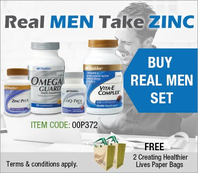 REAL MEN SET