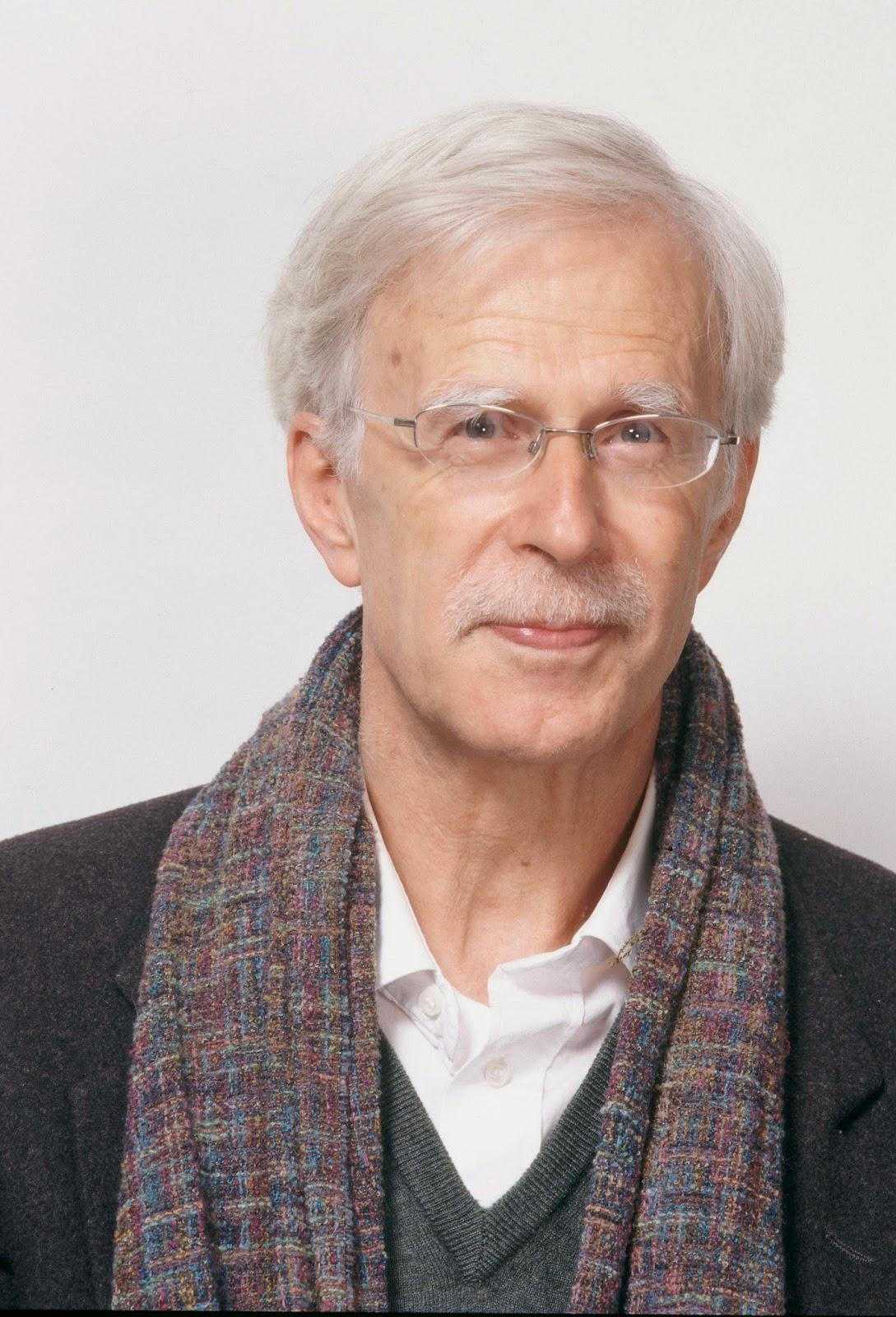 Composer Jonathan Harvey - photo credit Maurice Foxall
