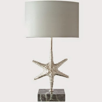 Darya girina interior design coastal style in interior for Bella figura lamps