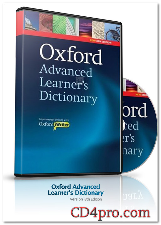 download oxford dictionary 8th edition