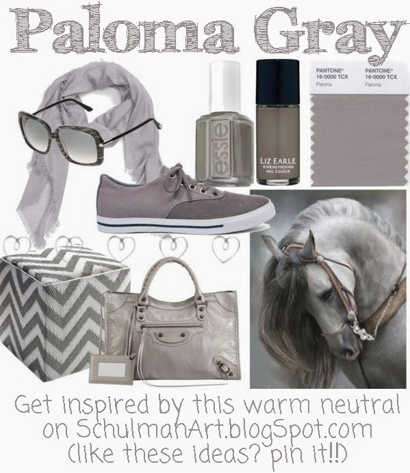 paloma gray | pantone spring 2014 color trends