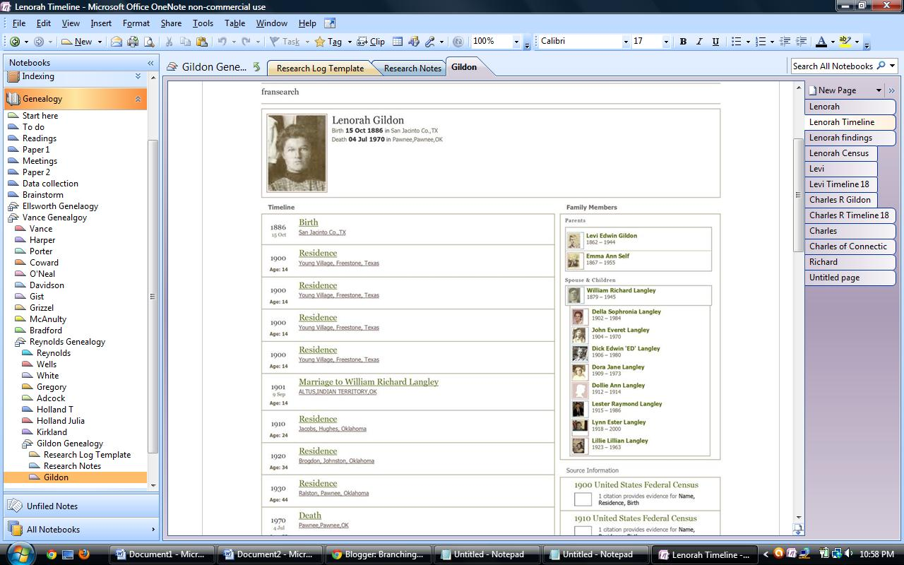 Template Onenote How To Create Add And Customize A Template In