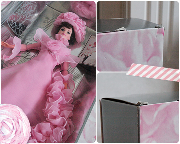Barbie as Eliza Doolittle