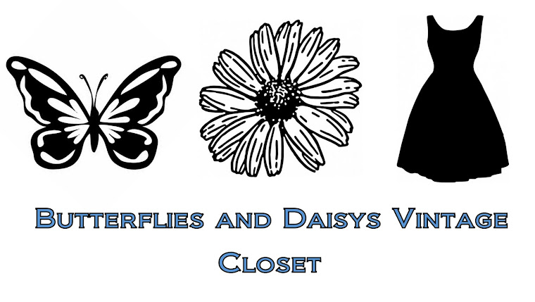 Butterflies and Daisys Vintage Closet