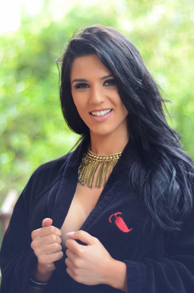 Eva Andressa. Foto: Rogério Odorizzi Tonello