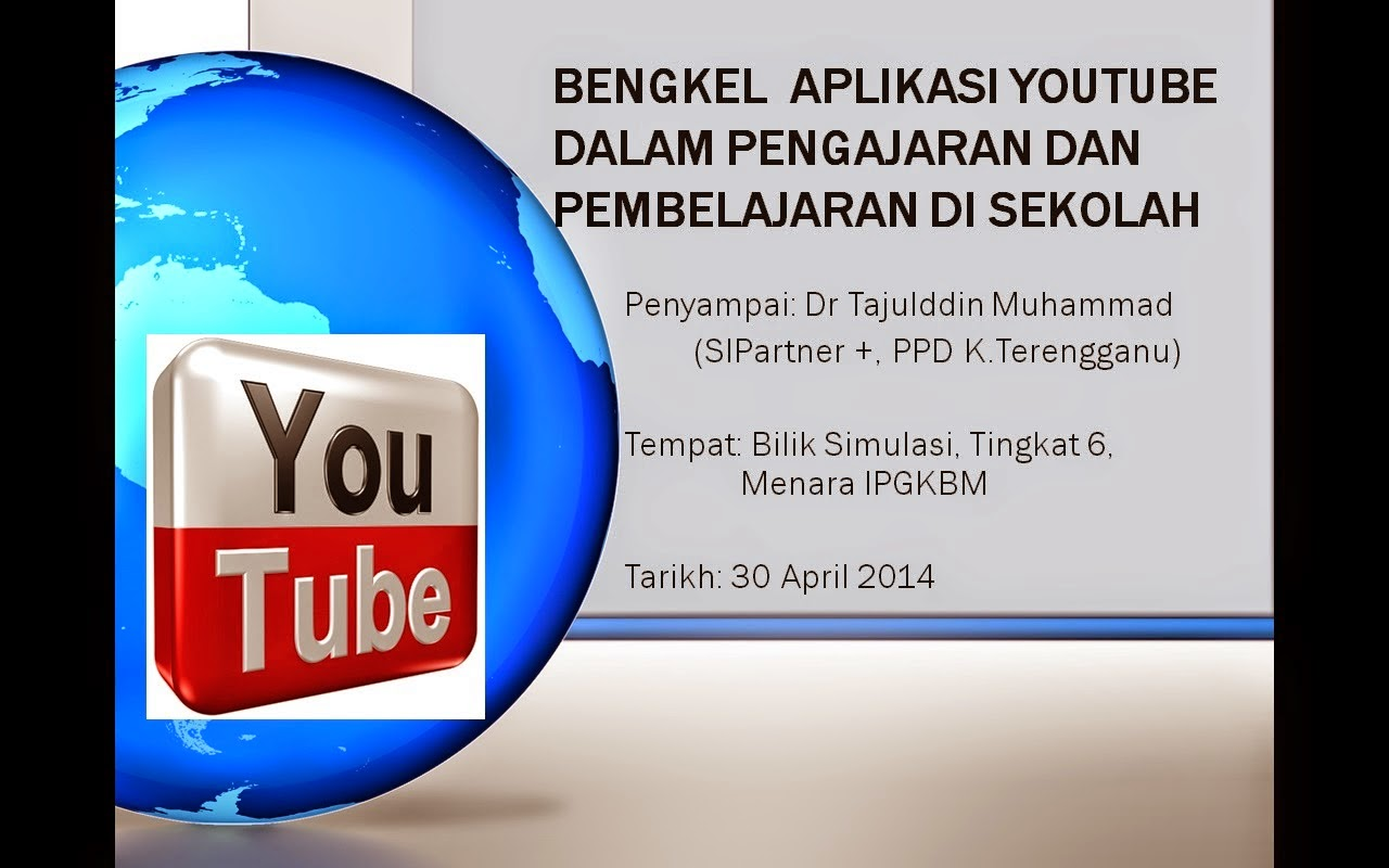 Bengkel Aplikasi YouTube