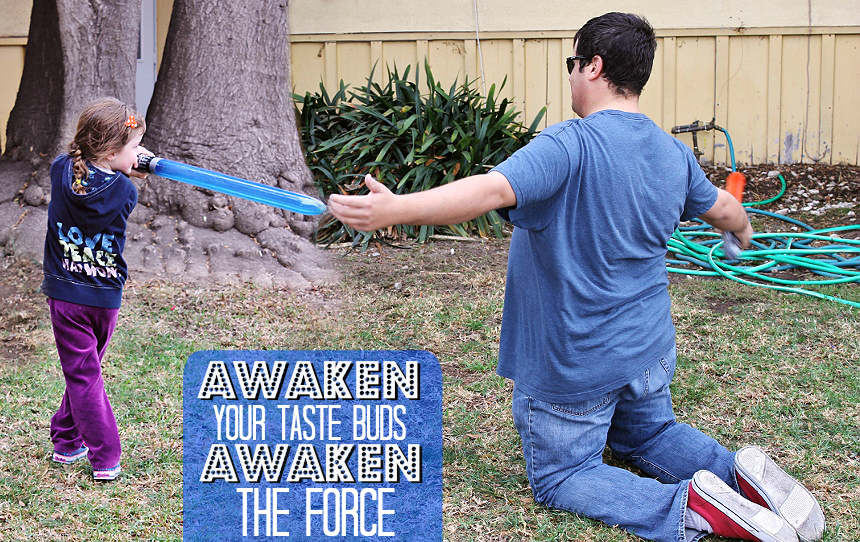 #AwakenYourTastebuds with StarWars™ limited edition General Mills cereals from Walmart, Star Wars™ Recipes, party ideas and more! (ad)