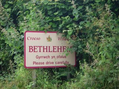 Bethlehem in Wales