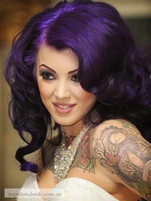cabello 2014 ondas color de pelo