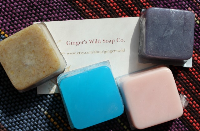 ginger's wild soap co. etsy
