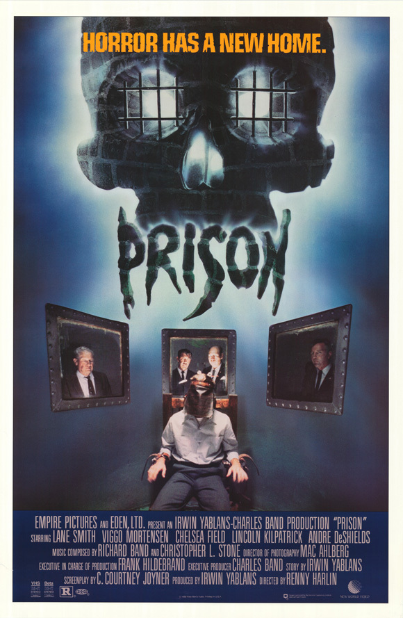 Prison movie dead man