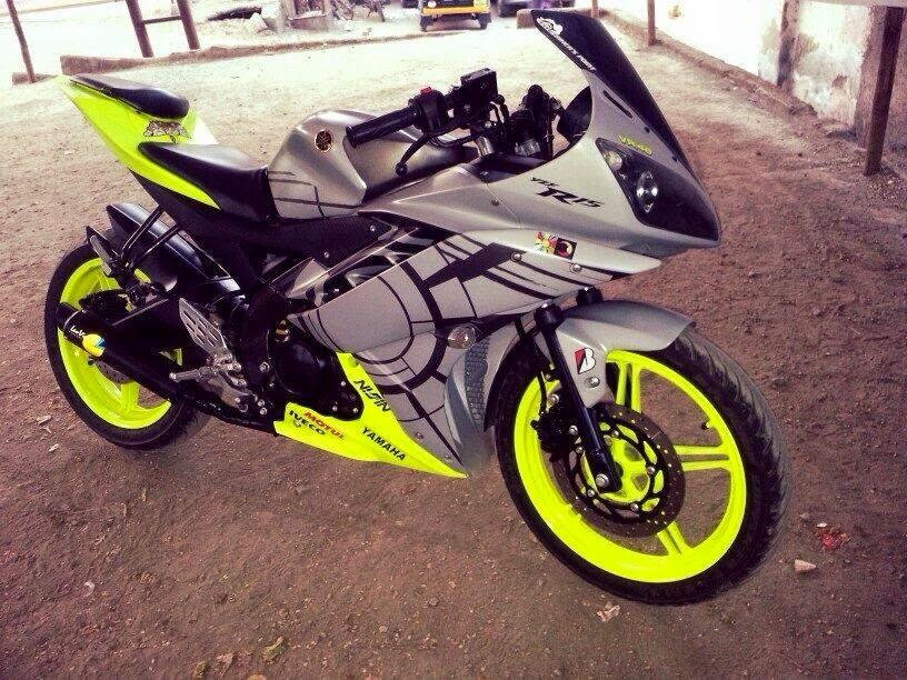 Modified Awesome R15 | Yamaha R15 v2 Wallpapers| india ... Yamaha R15 V2 Wallpapers Hd