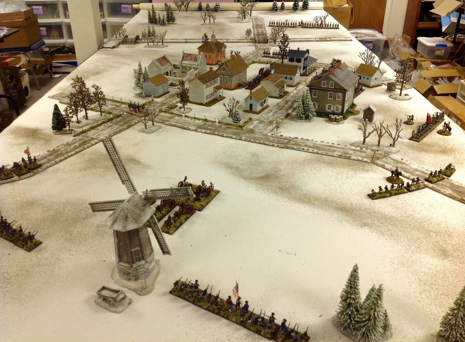 Battle of Trenton... help me?
