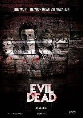 Xem Phim Ma Cây - Evil Dead
