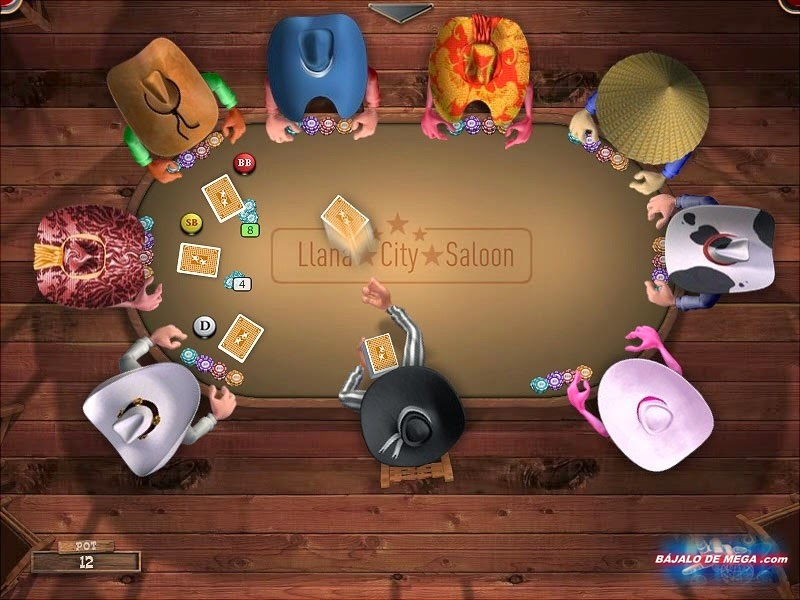 Governor of Poker 2 imagens