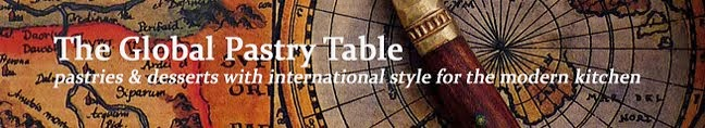 The Global Pastry Table