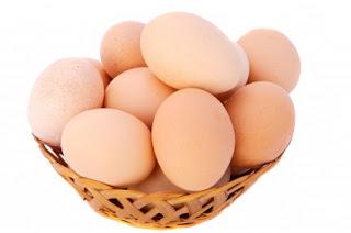 Telur rebus dapat membuat tubuh langsing manfaat telur