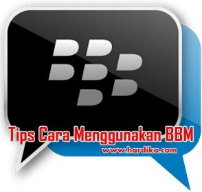 tips dasar cara menggunakan blackberry messenger bbm desenho de cara