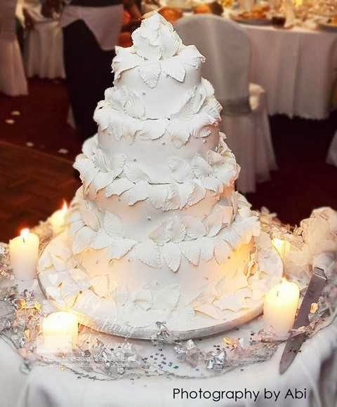 Naija Cake: WeddingsByMelB: White Wedding Cakes For The Nigerian Bride