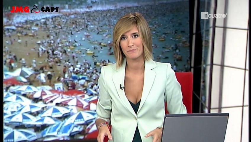 ANE IBARZABAL, Noticias Cuatro (16.08.11) (RESUBIDO)