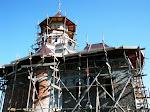 Evoluția construcției bisericii