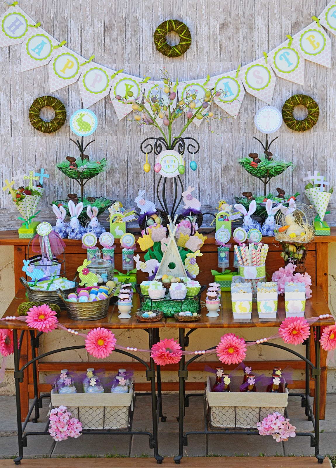 Free Printable Easter Party