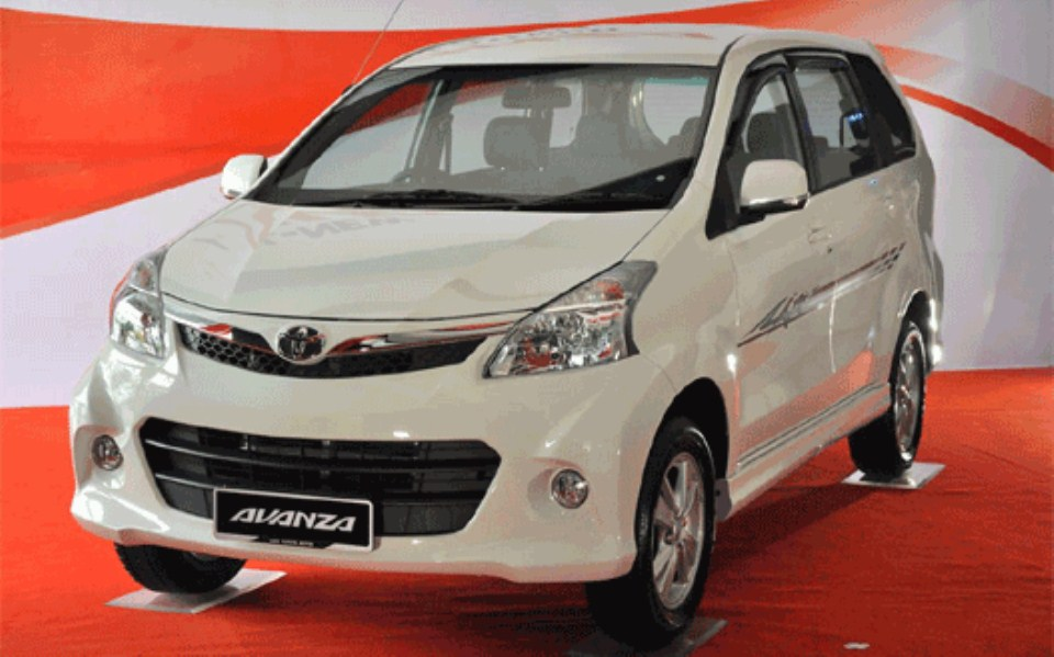 2014 Toyota Avanza 2WD Wallpapers | 2017 - 2018 Cars Pictures