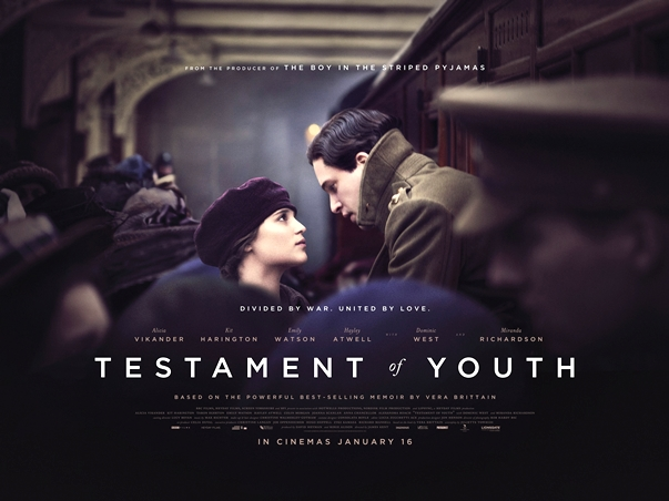 Póster Testament of Youth