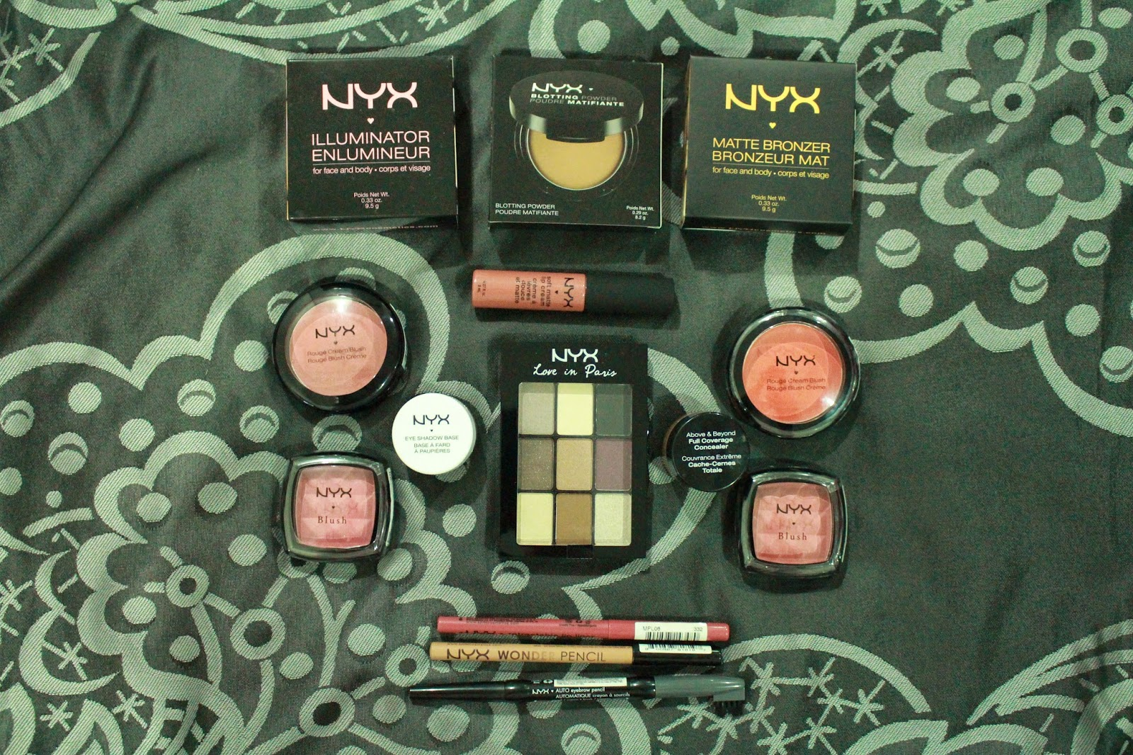 NYX Makeup Haul!