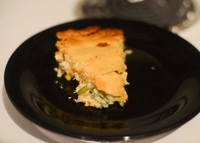quick and easy chicken pot pie recipe