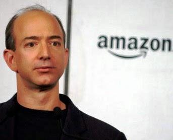 Jeff Bezoz, Dengan Ketekunannya Berhasil Membangun Amazon