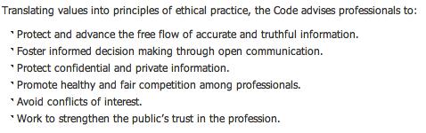 prsa ethics case studies
