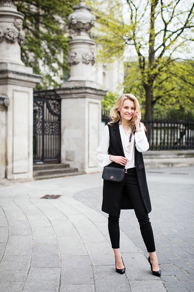 Scandinavian style blogger