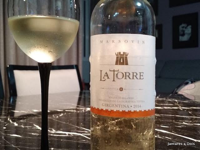 Vinho Branco Marsovin La Torre
