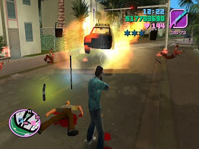 Vice city, game cướp đường phố, cuop duong pho