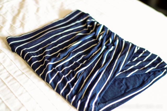 falda rayas zara 2014